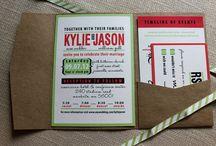 Wedding Theme - Watermelon / by Milestone Events