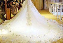 Wedding Dresses, Shoes, Veils / by Megan Beams