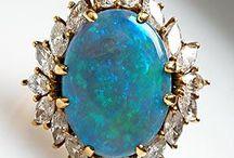 Opals / by Evz Jewelry Box