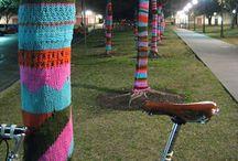 yarn bombs / by Stitchknit