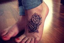 Tattoos / by Valerie Franklin