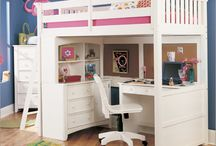 Kids Rooms Ideas :) / by Cyndi Flight-Petten