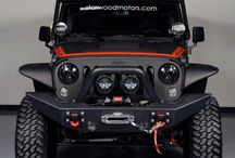 jeep nation / by Steve Willoughby