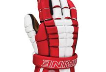 Lacrosse Pads - Gloves / by Madlax