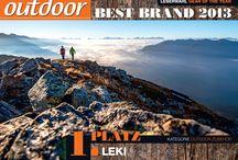LEKI Brand / Awards & Winners / by LEKI Poles and Gloves