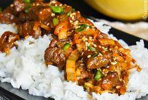 Korean Food! / by Kim Zaremba