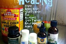 Home Remedies / by Michelle Argekar