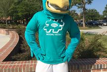 Chauncey / The best and most unique mascot around! / by Coastal Carolina University