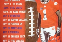 Love my clemson tigers / by Tabitha Causey