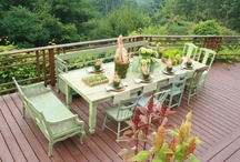 Be Our Guest: Tablescapes / by Nan Edwards