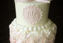 cakes / by Leslie Horton Renshaw