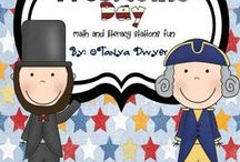 FREE President's Day Downloads / FREE Teacher-created items selected for President's Day / by TeachersPayTeachers