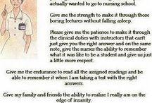 Future Nurse!! / by Iveth Argueta
