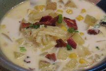Soups / by Shannan Ellis