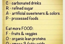 healthy lifestyle 101 / by Jennifer Taulbee