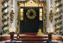 Outdoor Christmas Decorations / by PoolSpaOutdoor.com