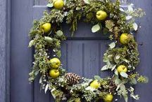 Holiday Wreath Ideas / by Good Housekeeping Magazine