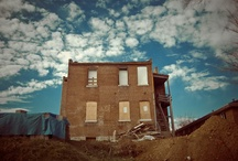 Abandoned Spaces / by Alicia Vance Design