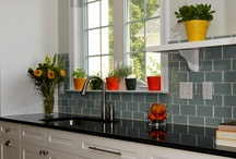 Kitchen ideas / by Kerry Smith