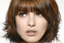 Hairstyles / by Amy Moffatt