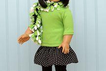 Adee's American girl doll / by Beth Jones