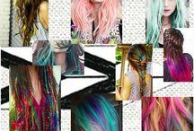 Hair colour  / by Imo Smith