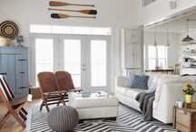 new house living room / by Erin Coogan