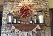 Fall Decor / by Martha
