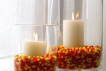 Fall decor and food / by Janet Peavyhouse