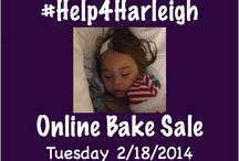 #Help4Harleigh / Recipes, photos and pins to encourage and support Harleigh Noel in her fight against a Glioblastoma brain tumor: http://cookinwluv.blogspot.com/p/help4harleigh Contributors welcome: contact javelinwa77ior@gmail.com / by JavelinWarrior