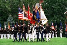 Salute to the Military / by Stars Earn Stripes NBC