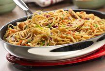 Main Dishes- Asian / by Crystal Ashton
