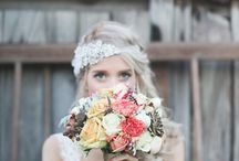 Wedding Inspiration / I got Married in July 2012 and had a blast compiling all of the wonderful creative wedding ideas from around the web... So I just kept on rolling! / by Tara Hannon