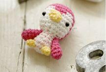 Crochet / by Jocelyn Fullmer