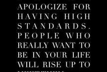 Wise Words / by Victoria Dean