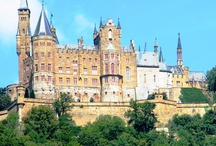 Castles to Visit / Your place to discover #Europe's finest #castles with an emphasis on castles in #Germany.  Find more #travel tips on castles on my blog: http://monkeysandmountains.com/category/travel-activities/castles / by Laurel Robbins: Reach Social Media & Monkeys & Mountains