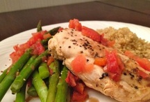 Recipes / by Kimberly Perkins
