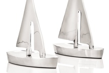 Spring Trend: Regatta / Set sail for spring with chic nautical inspired accessories.  / by GlucksteinHome