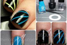 Nails :) / by Katie O'Hagan