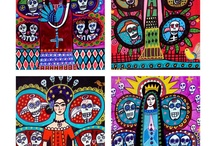Mexican Folk Art / by Jeannette Hulick