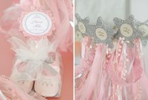 Gianna's 5th birthday Ideas / by Heidi Foreste