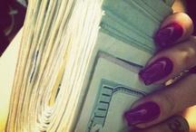 For the love of MONEY! / For the love of Money,money money money!!$$$$ / by Keona Leverett