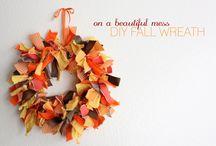 Fall / by Lisa Ingle