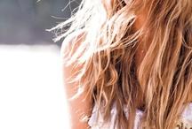 hair. / by Meghan Abrahamson