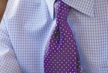 Ties and scarfes that are Purple / by Debra Davis