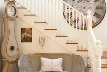 Staircase Inspiration / by Lauren Linkemyer