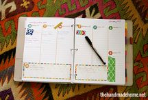 Organized planner {always planning} / Organize  / by Linda Halladay