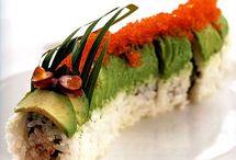 Sushi Q / by Doris Valdespino