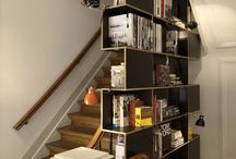 Home. Shelves Bookcases Storage / by J M D