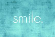 Keep Smiling! / by Kim Tallau